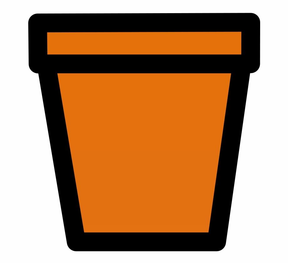 Original Png Clip Art File Plant Pot Svg Images Downloading.