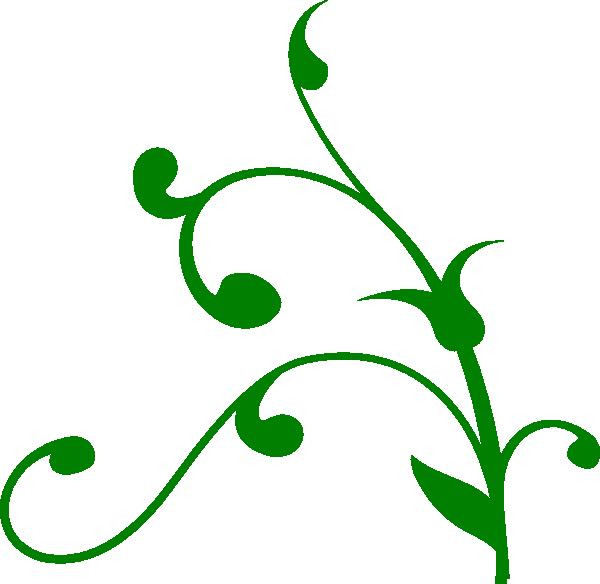 Green Stem Clip Art at Clker.com.