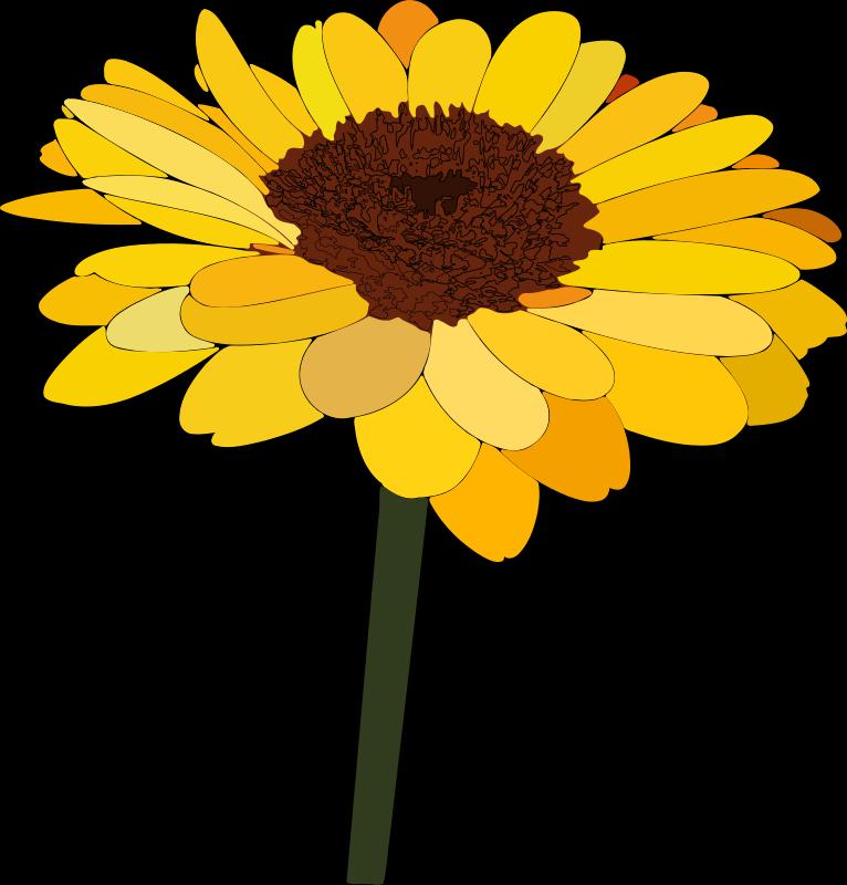 Sunflower Clip Art & Sunflower Clip Art Clip Art Images.