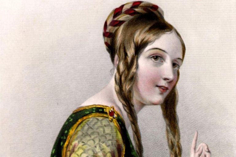 Plantagenet Queens Consort of England.
