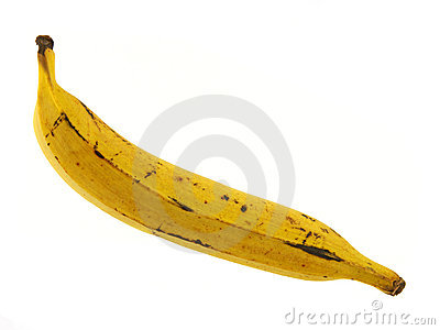 Ripe Plantain Banana Stock Images.