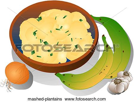 Plantains Clipart and Stock Illustrations. 45 plantains vector EPS.