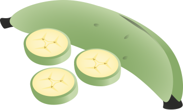 View Plantains.png Clipart.