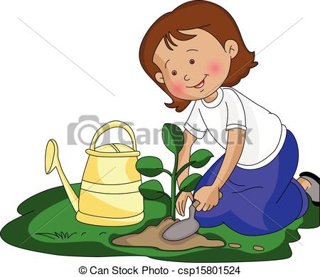 Planting Illustrations and Clip Art. 531,811 Planting royalty free.