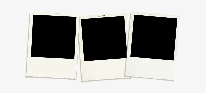 Polaroid, Template, Photo, Photography.