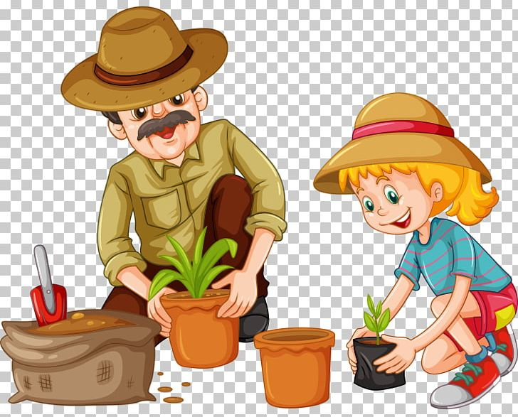 Planting clipart tree, Planting tree Transparent FREE for.