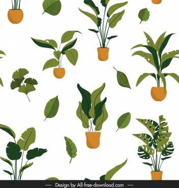 Ornamental plants free vector download (21,547 Free vector.