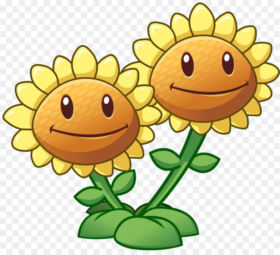 Sunflower Plants Vs Zombies clipart.