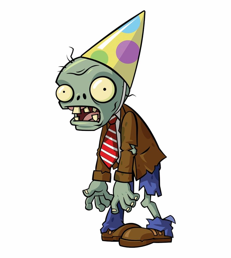 Zombie Clipart, Plantas Versus Zombies, Versus Zumbis.