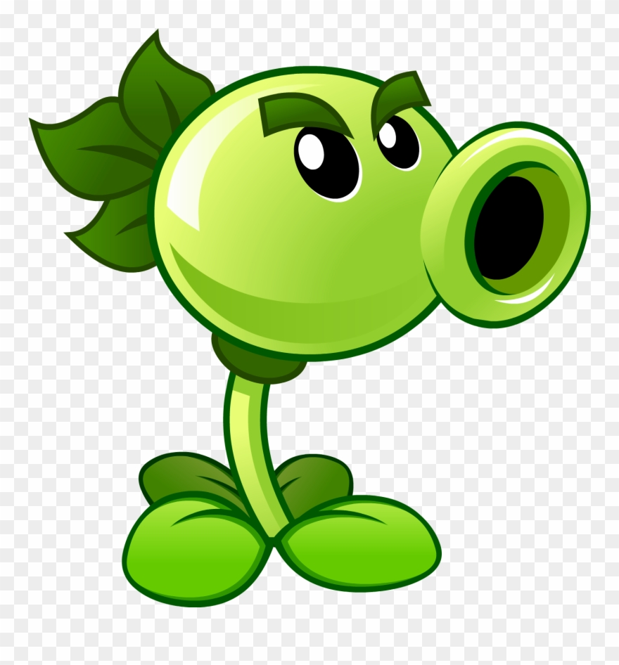 Plants V Zombies Hd Png.