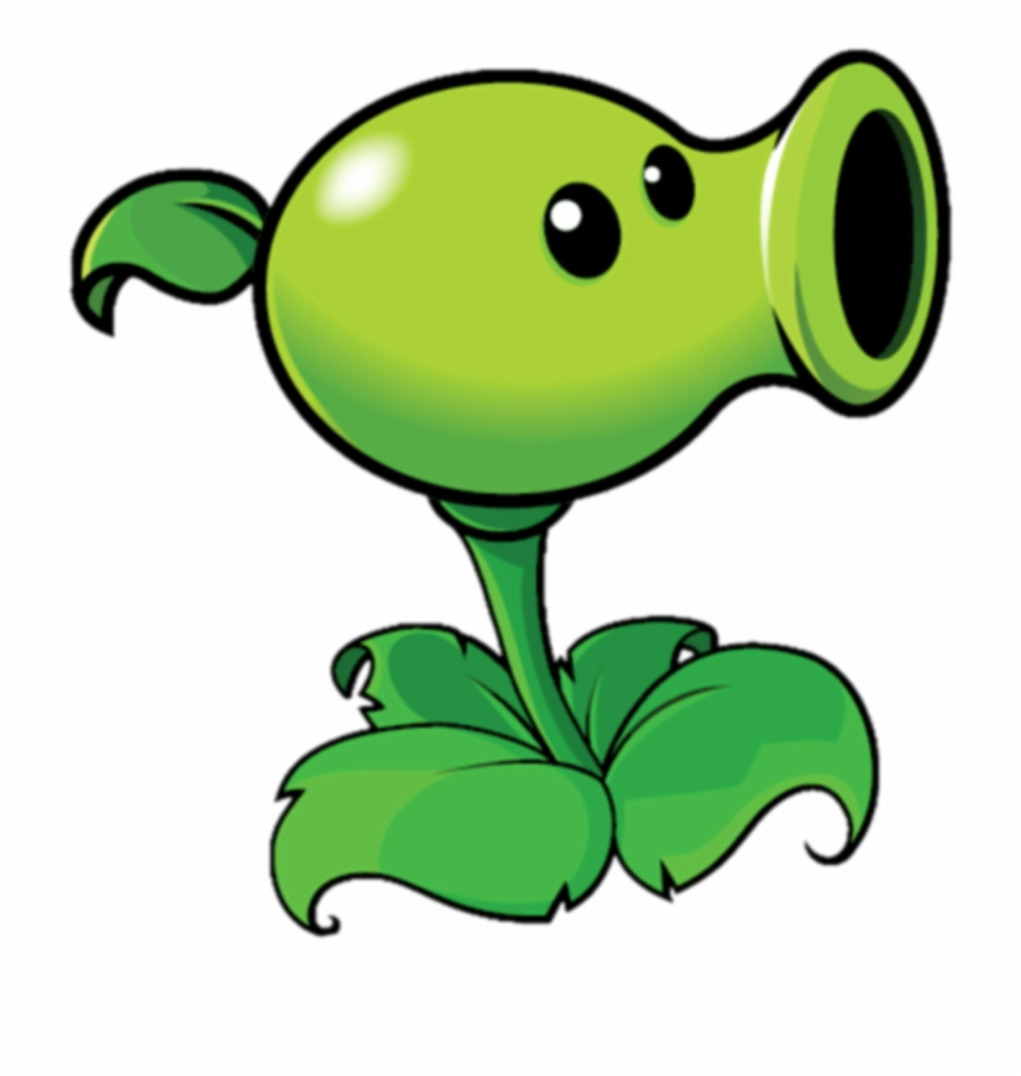 Plants Vs Zombies Green , Png Download.