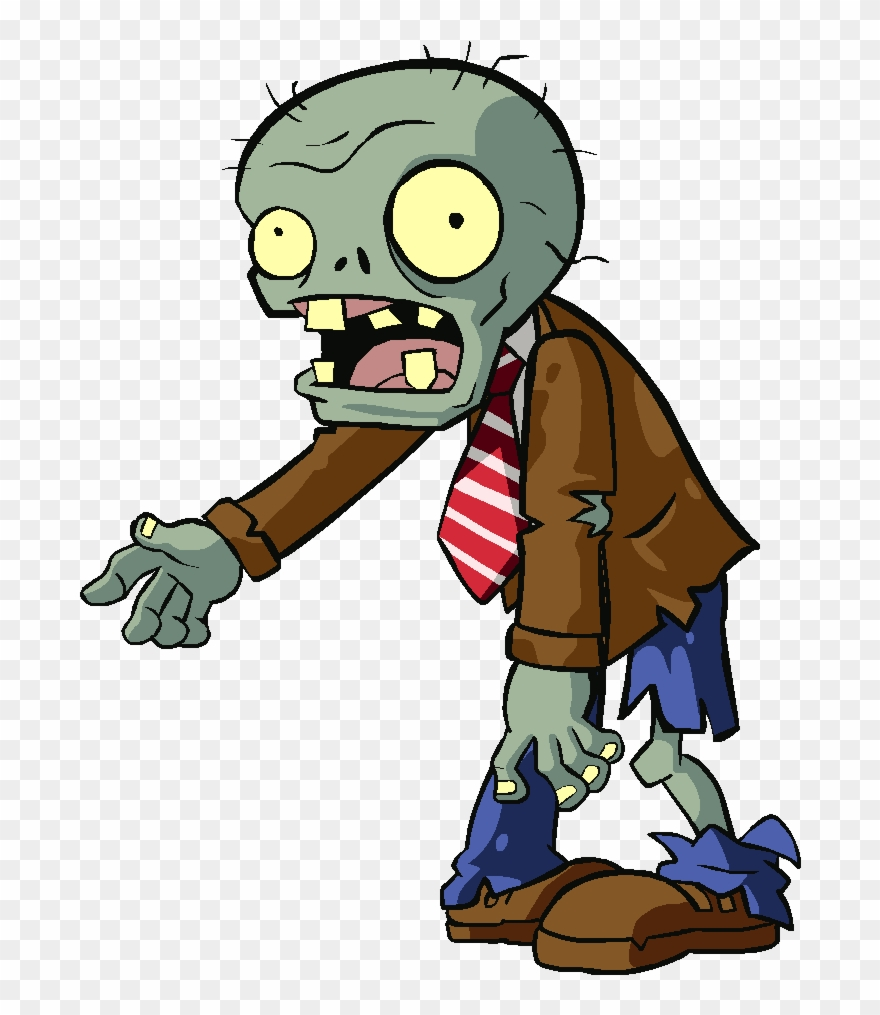 Ghoul Clipart Zombie.