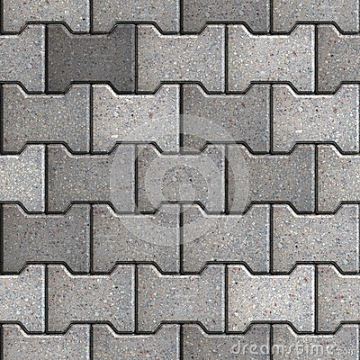 Seamless Pavement Texture Royalty Free Stock Photo.