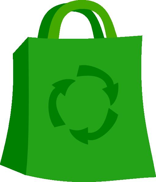 Plastic Bag Clipart.