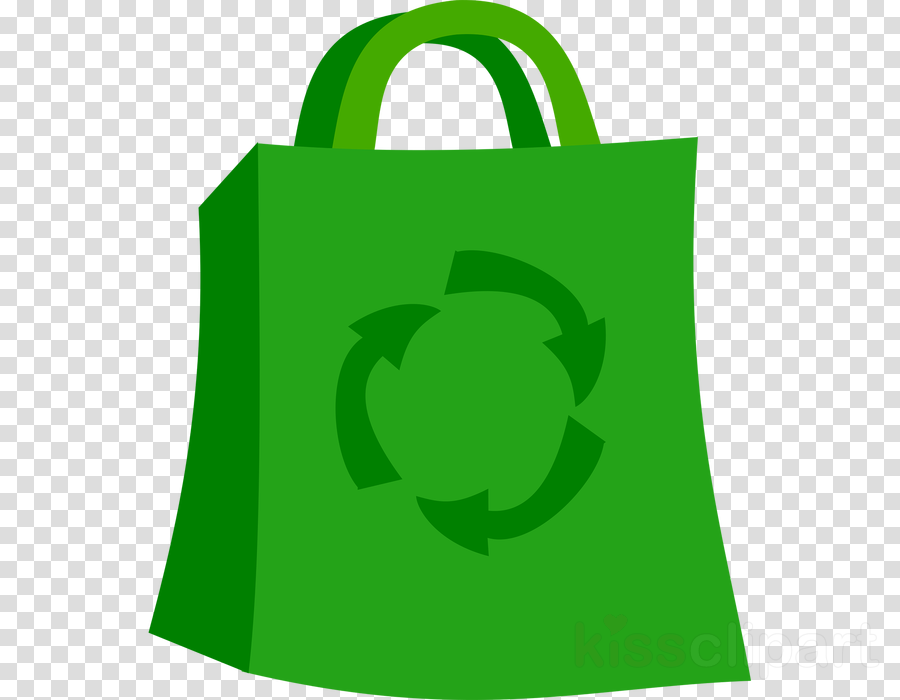 Plastic Bag Background clipart.