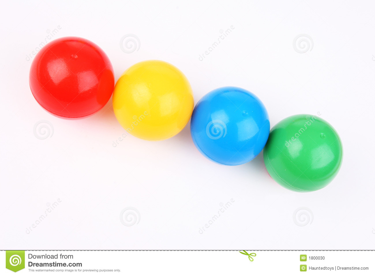 Plastic Balls Different Colors Stock Photos, Images, & Pictures.