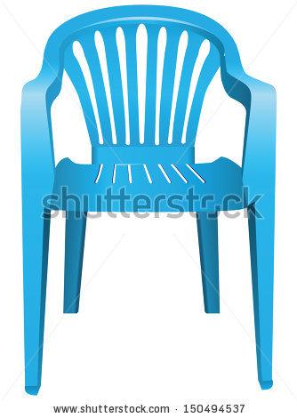 Plastic Chair Stock Photos, Royalty.