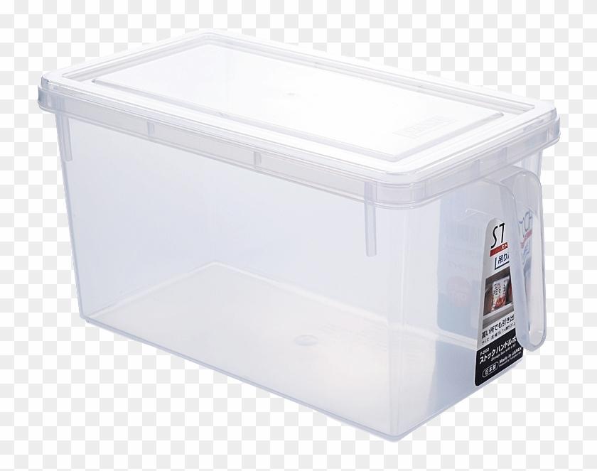 Transparent Storage Box.
