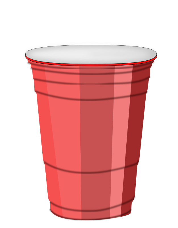 Free Clipart: Plastic cup.