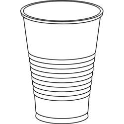 20+ Plastic Cup Clipart.