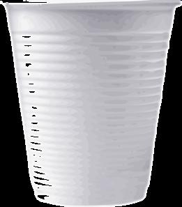 Plastic Cup PNG, SVG Clip art for Web.