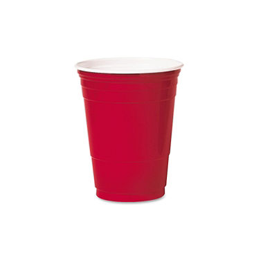 Plastic Cups And Plates Clipart.