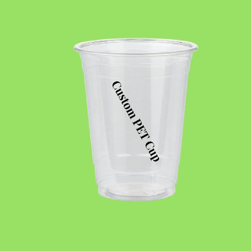 Get Plastic Cup with Your Own Logo Design at Plastic Cups.