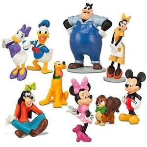 Mickey Mouse Figurine.