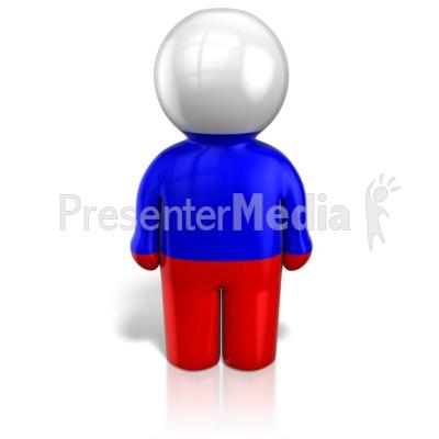 Icon Peg Pawn Figure.