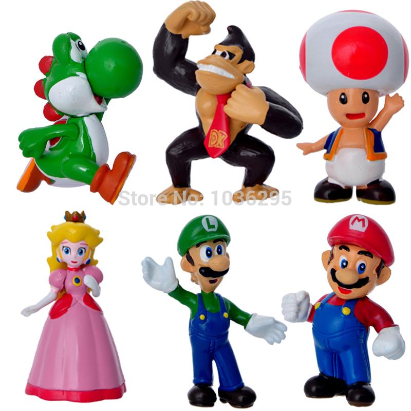 Plastic Mario Promotion.