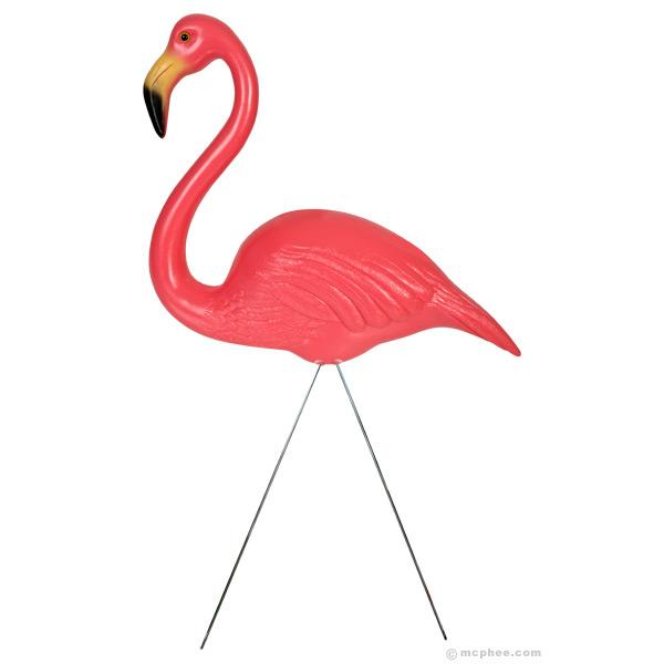 Plastic Flamingos Clipart Clipground
