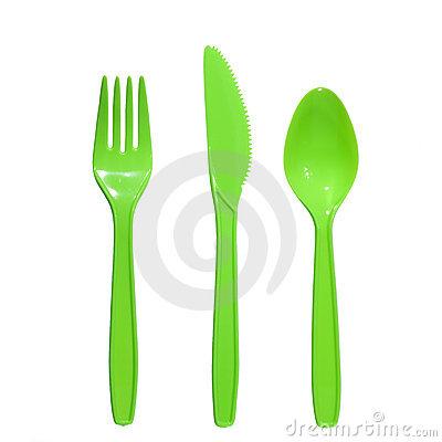 Plastic Fork Clipart.