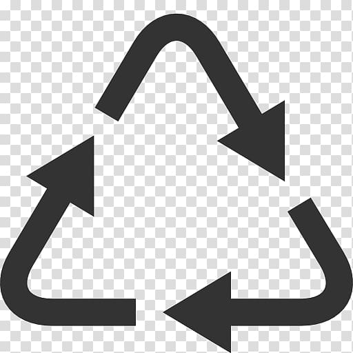 Recycling symbol Computer Icons Plastic recycling Waste.