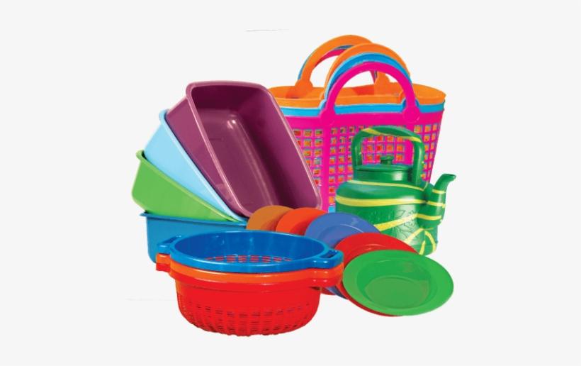 Kitchen Plastics.