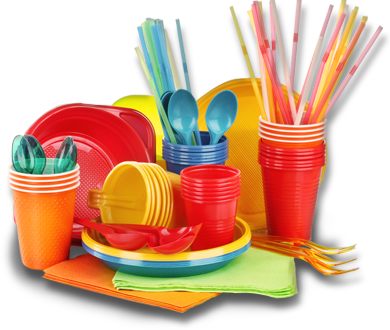 Plastic items png 1 » PNG Image.