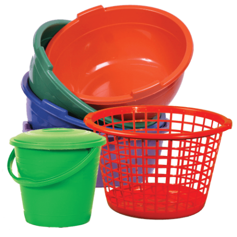 Plastic Household Items Png Vector, Clipart, PSD.