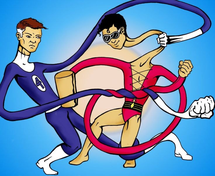 1000+ images about Plastic Man on Pinterest.