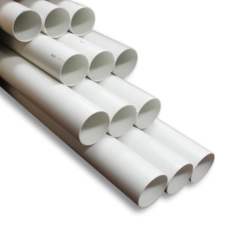 Holman 20mm x 3m Press Class 12 PVC Pipe.