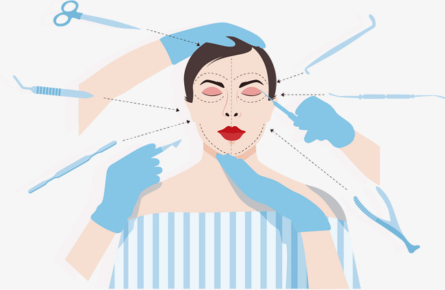 Vector Cosmetic Surgery, Plastic Surgery #254949.