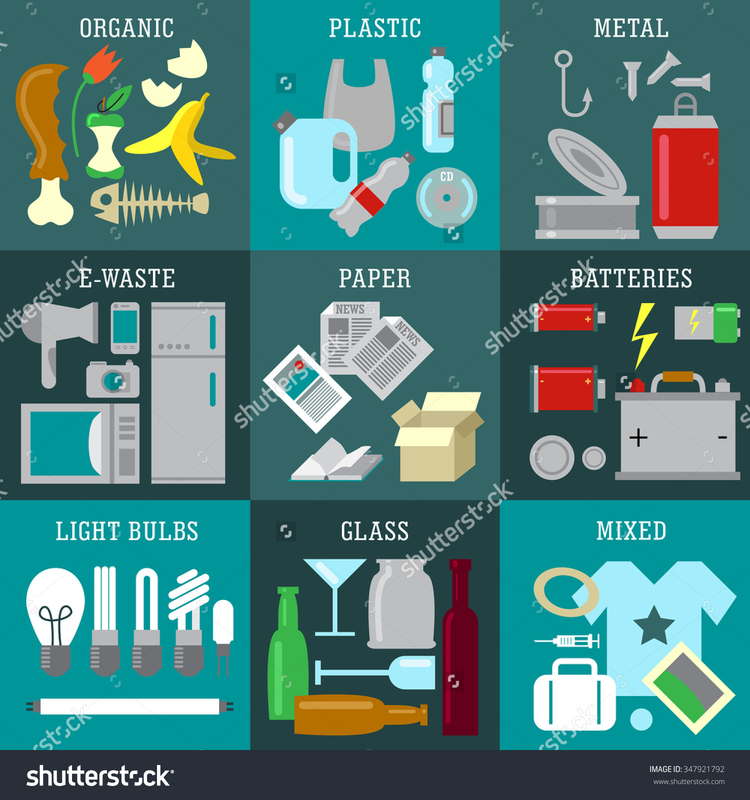 Plastic Waste Clipart Clipground