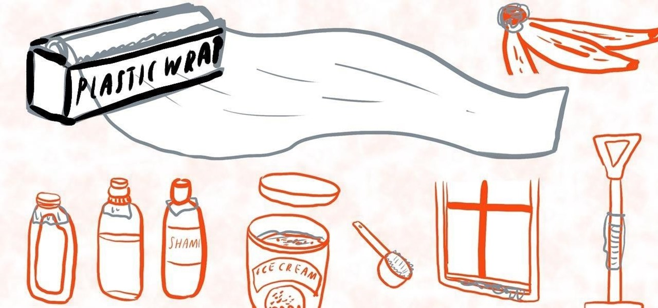 12 Things Plastic Wrap Is Good For (Besides Just Sealing Food.