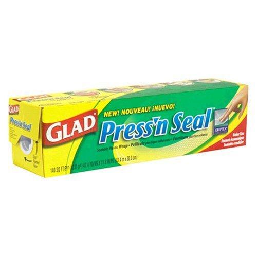 Amazon.com: Glad Sealable Plastic Wrap with Griptex, Value Size.