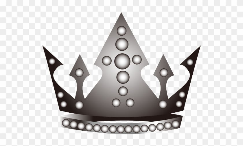 Silver Clipart Grey Crown.