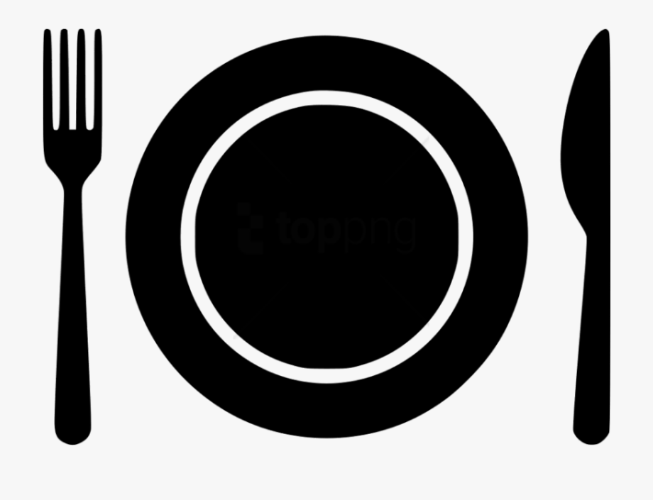 Plate Png Fork.