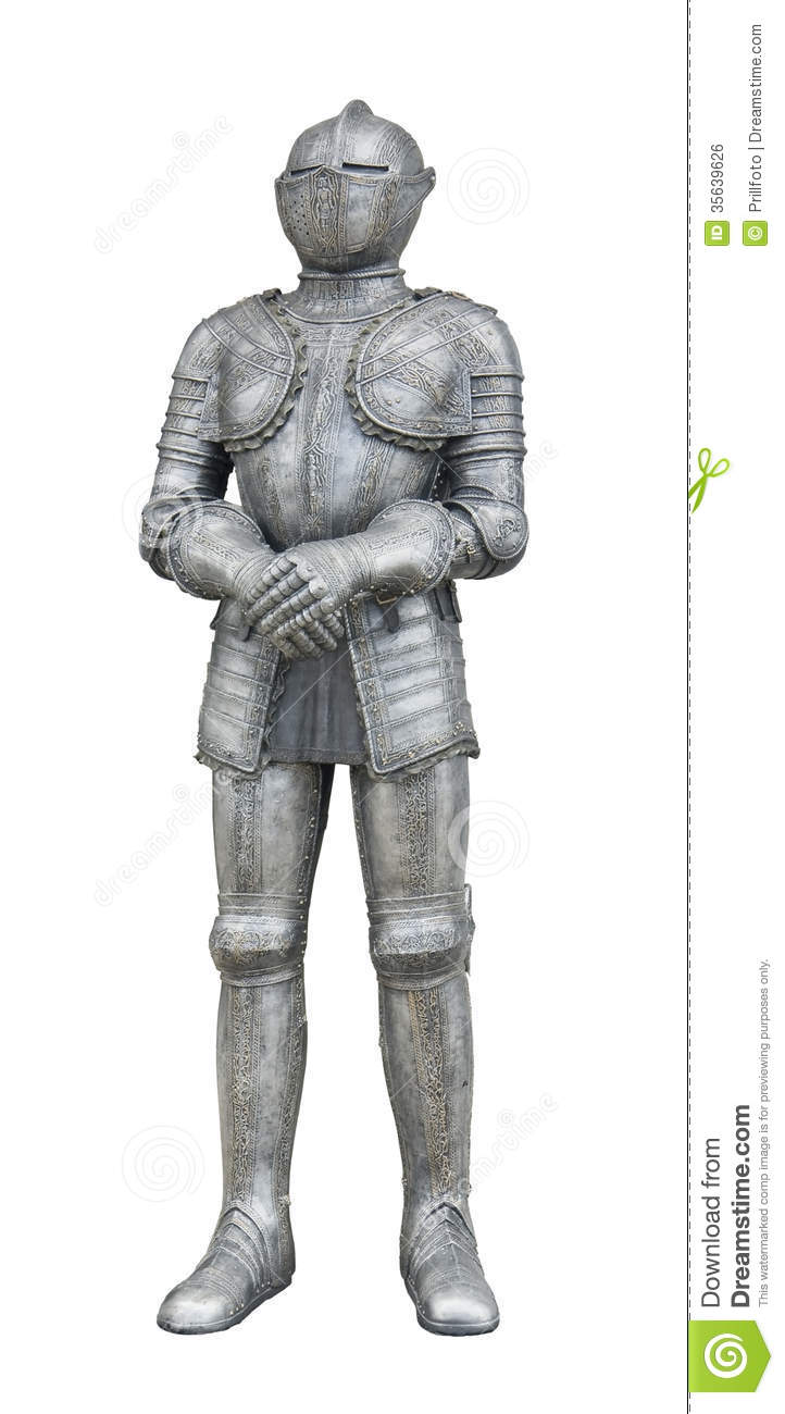 Plate Armour Royalty Free Stock Image.
