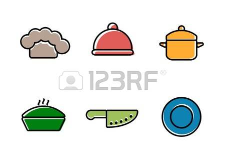 2,876 Culinary Cap Stock Vector Illustration And Royalty Free.