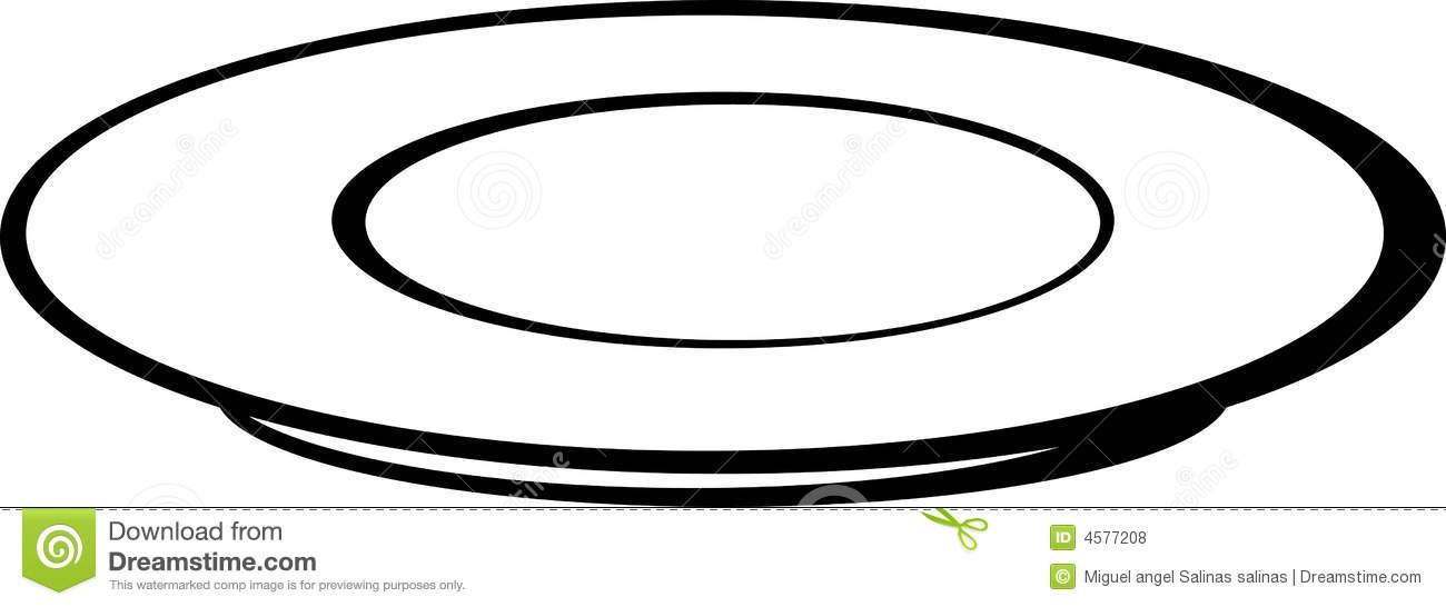 Plate Clip Art Free.