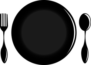 Meal Clipart Image.