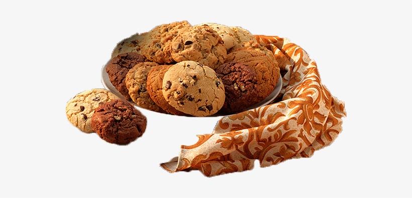 Plate Of Cookies Png.