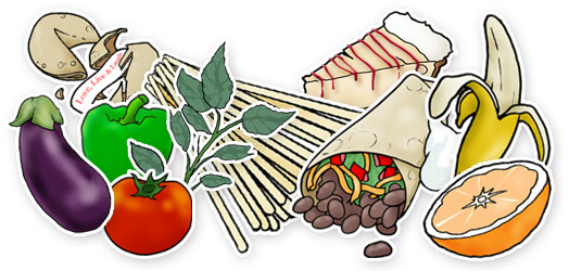 Plate of food clipart free clipart images 2 clipartix 2.